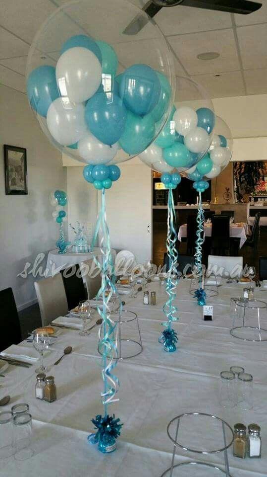 Bóng bay trang trí bàn tiệc