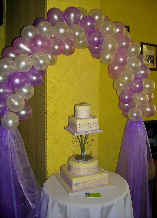 Cổng cưới bong bóng