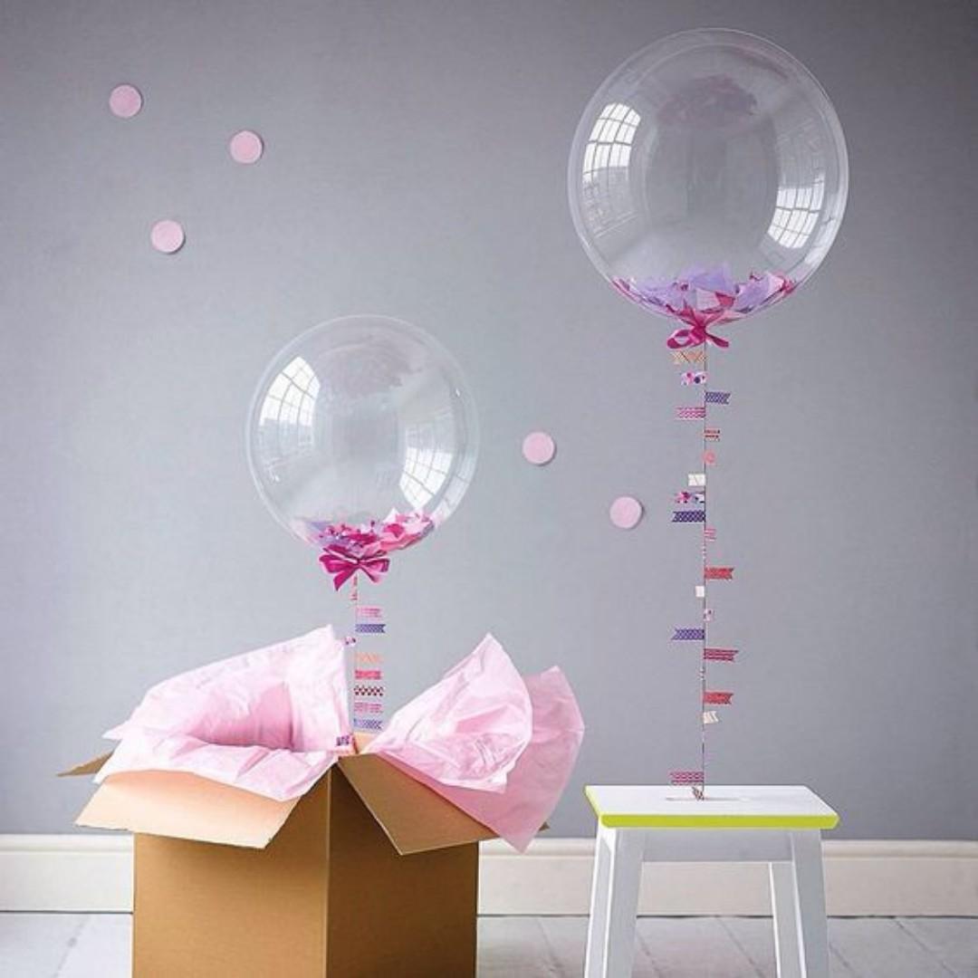Hộp quà bong bóng