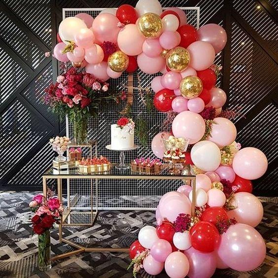 Bóng bay trang trí sinh nhật