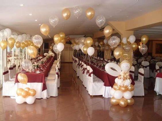 Bóng trang trí tiệc cưới