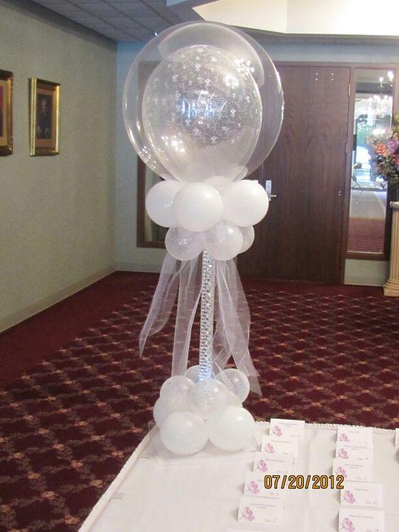 Trụ bong bóng